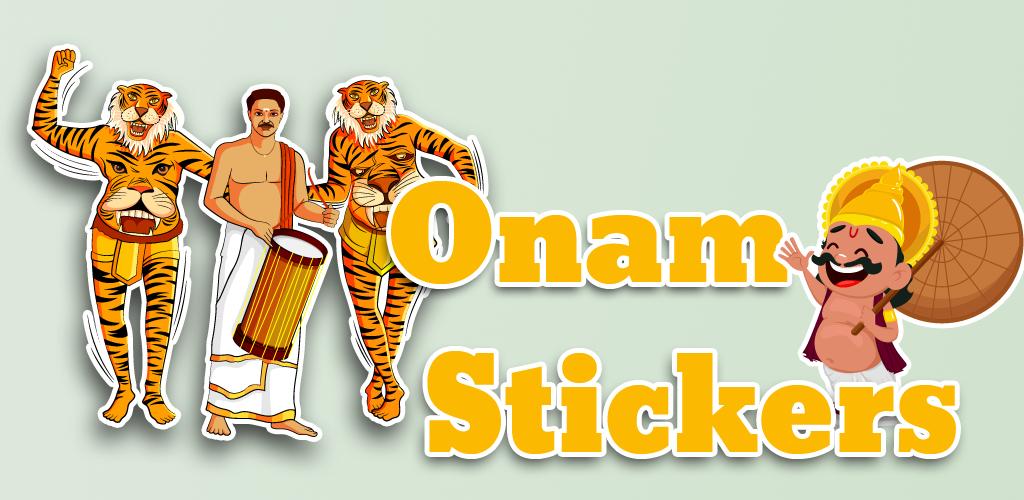 Onam Stickers WhatsApp