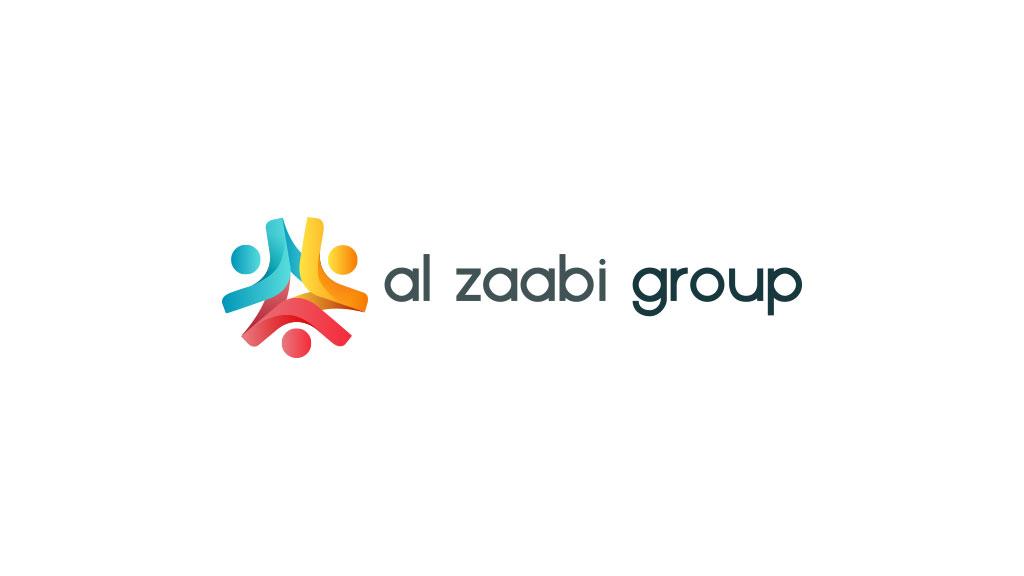 Al Zaabi Group Abu Dhabi Logo Design 1