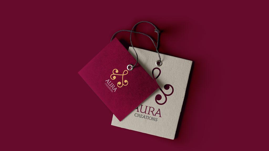 Aura Creations Kerala Package Design
