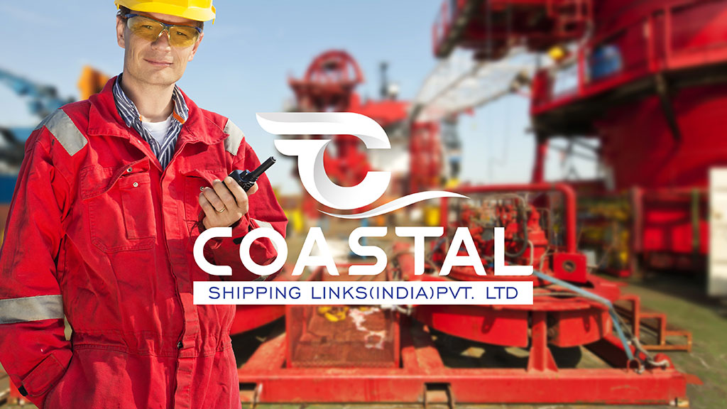 Coastal Shipping Links India Company Logo Manpower Agency
