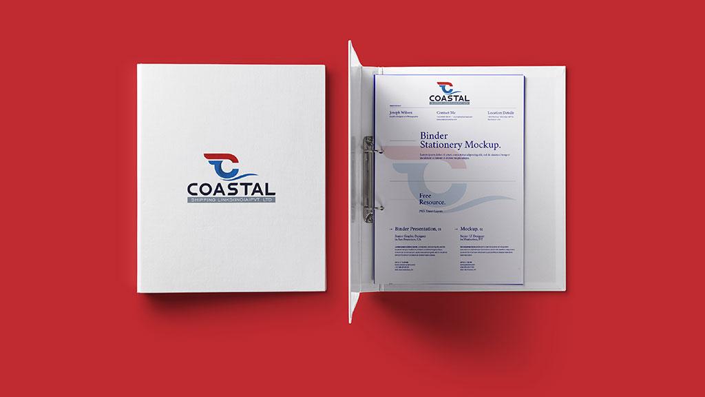 Coastal Shipping Links Kerala Branding Collaterals