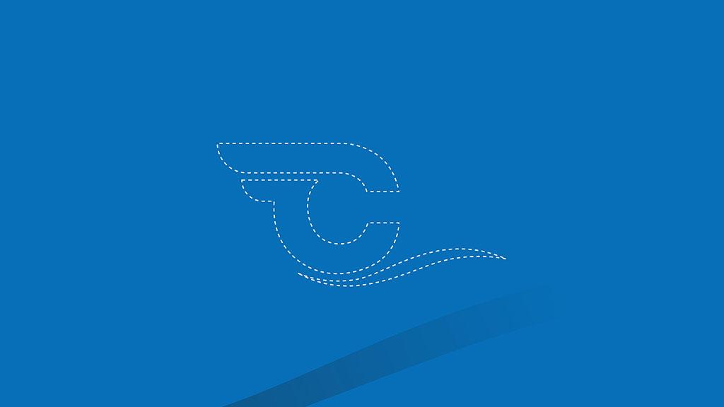 Coastal Shipping Links Logo Mumbai