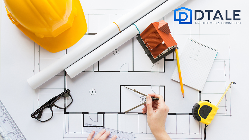 DTALE Architects Engineers Company Oman Branding Designing