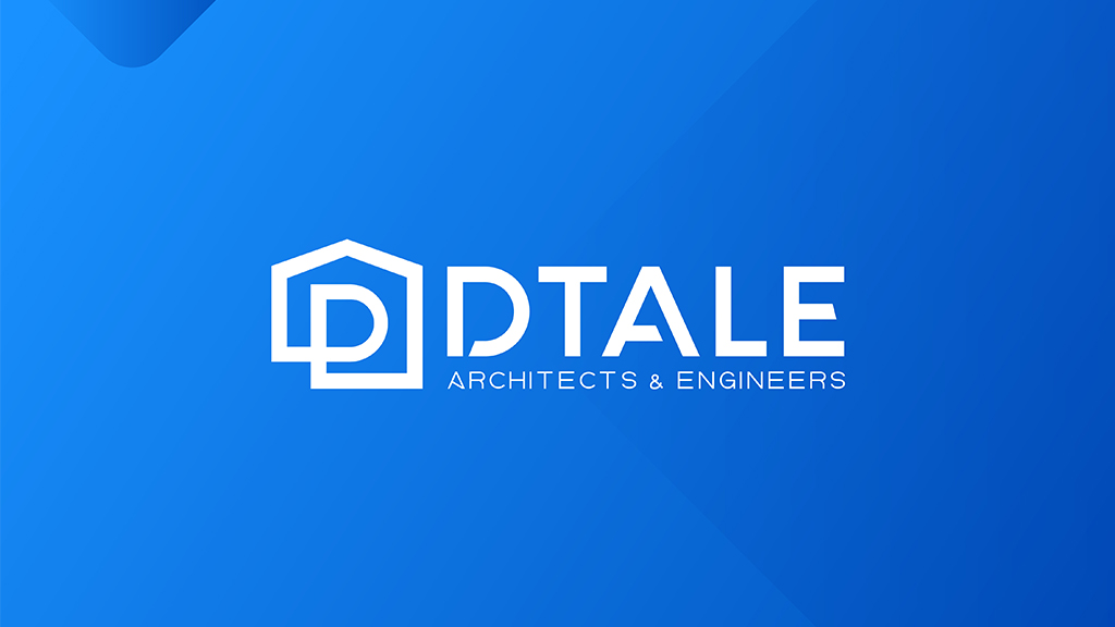 DTALE Architects Engineers India Logo Designing