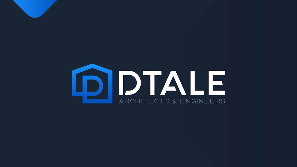 DTALE Architects Engineers Kerala Logo Designing
