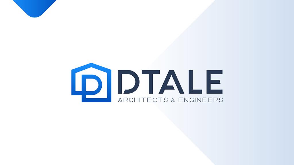 DTALE Architects Engineers Kochi Logo Designing