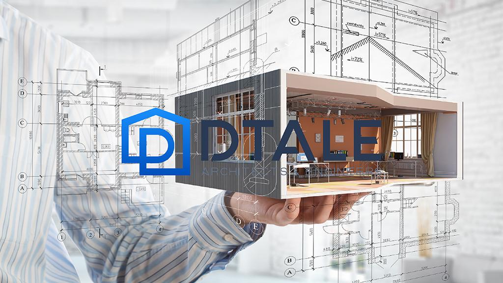 DTALE Interior Designing Company Kochi Branding Designing