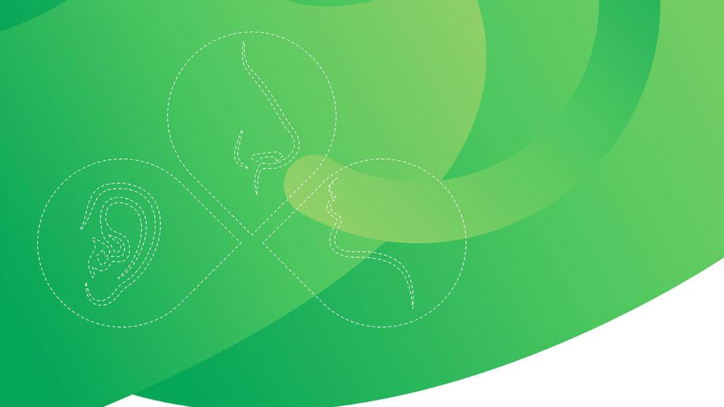 Dr Afzal ENT Care Hospital Logo Design UAE