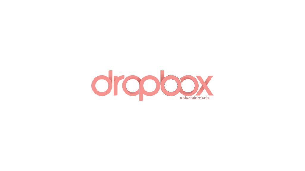 Dropbox Entertainments Event Management Company Logo Kerala