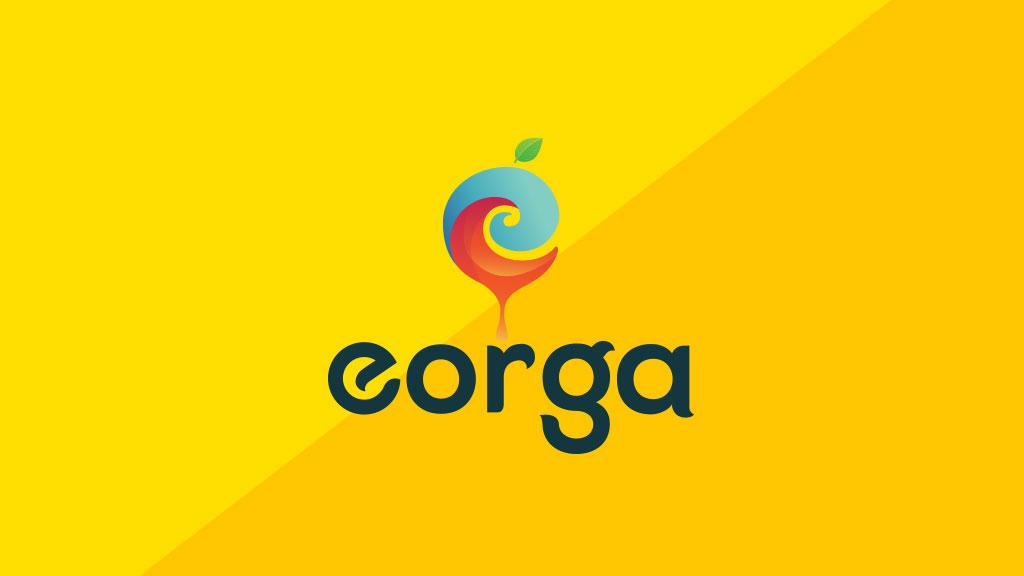 Eorga Organic Bangalore Logo Design Presentation
