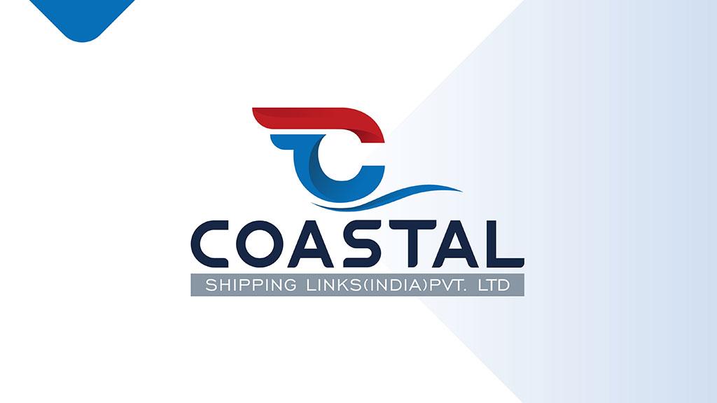 Export and Import Company Coastal Shipping Links India Logo