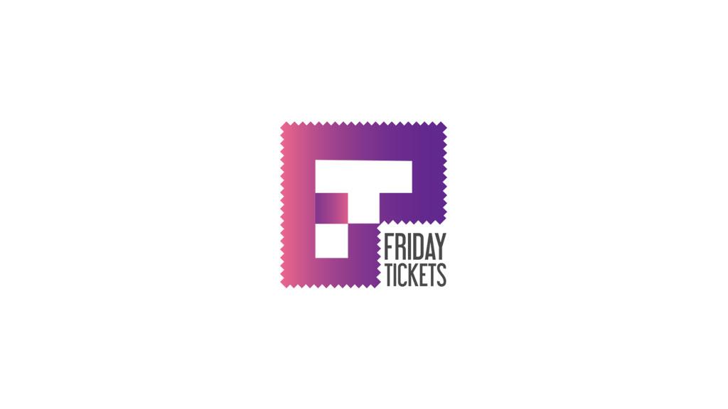 Friday Tickets Company Kerala Logo Design
