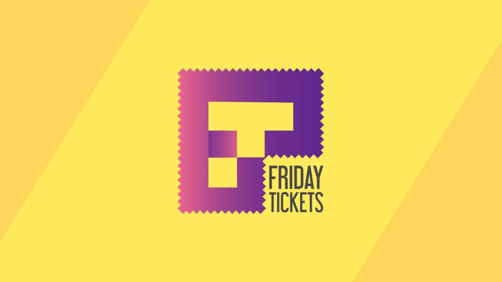 Friday Tickets Company Logo Design