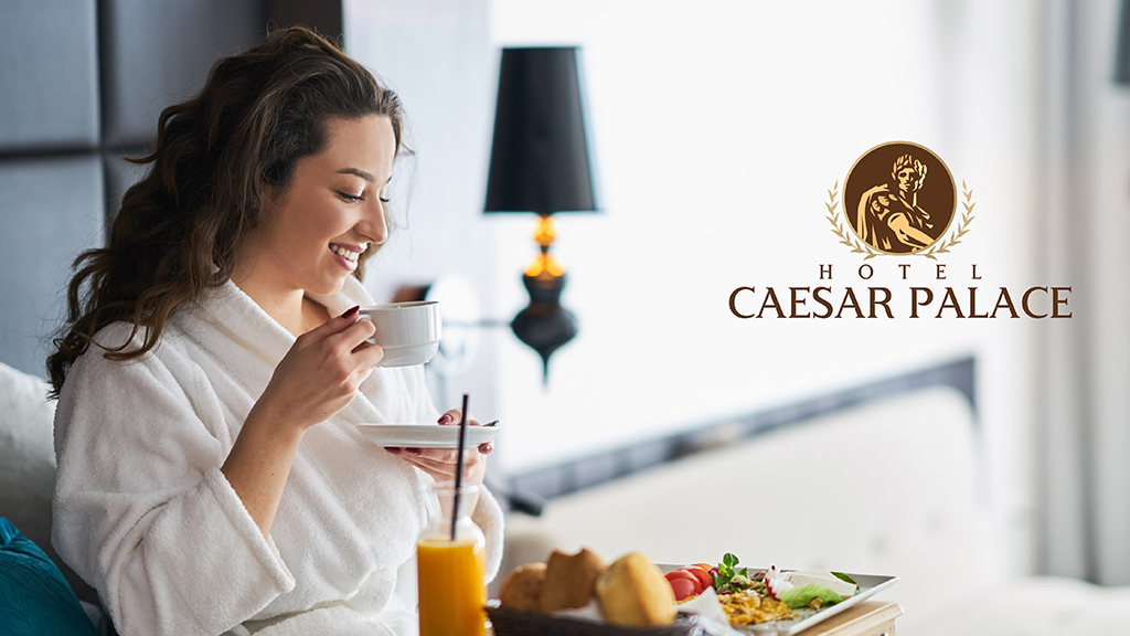 Hotel Caesar Palace India Branding