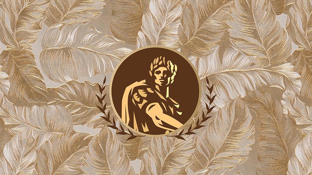 Hotel Caesar Palace Logo Design Kottayam