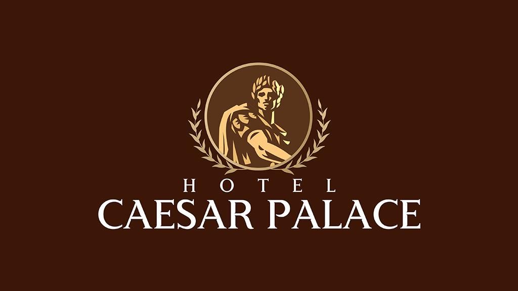 Hotel Caesar Palace Logo Design
