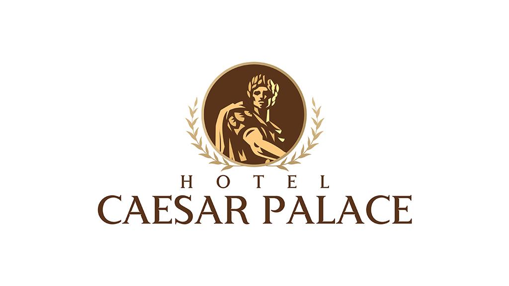 Hotel Caesar Palace Thodupuzha Logo Design
