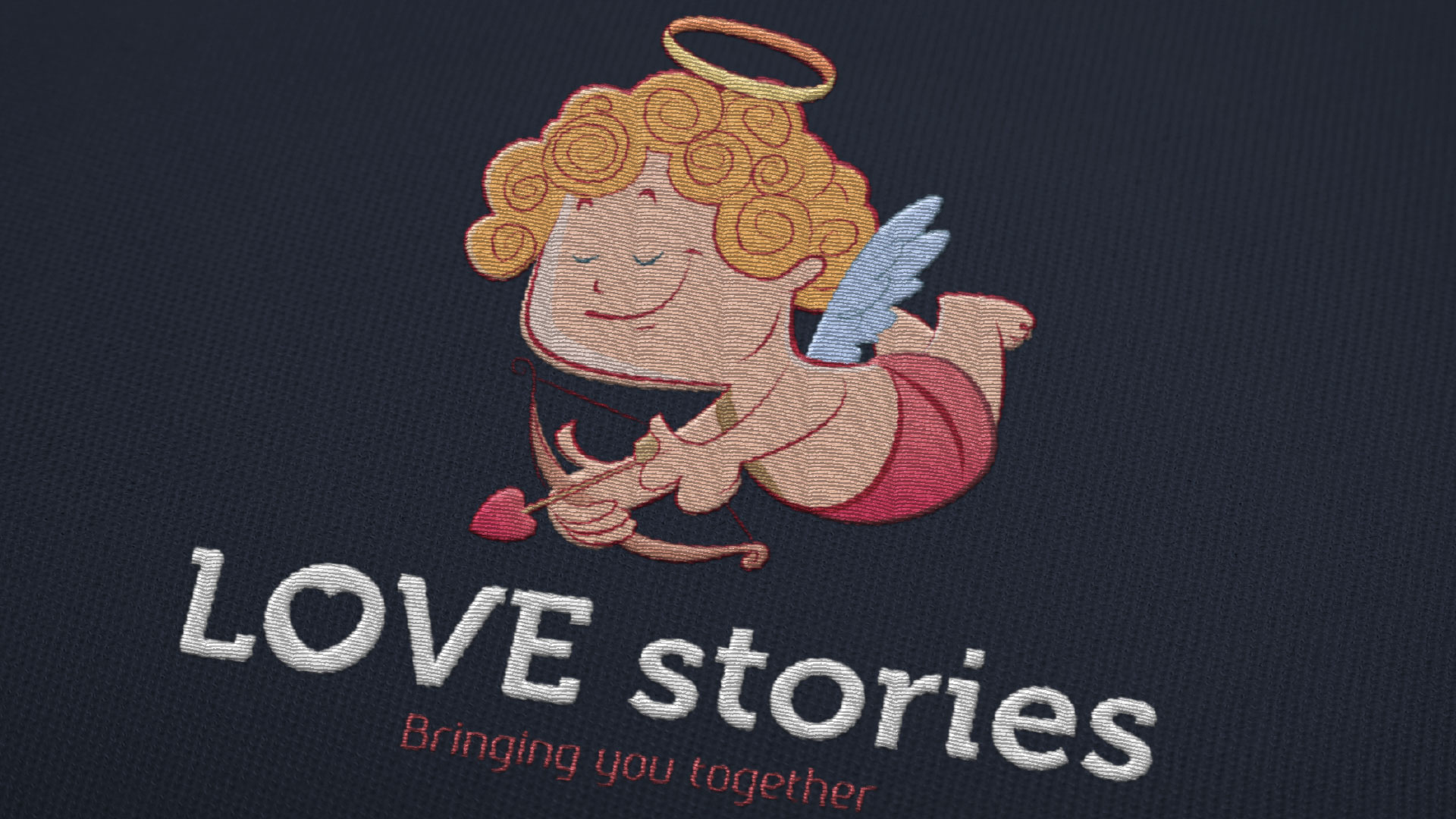 Love Stories Bangalore Company Logo Design