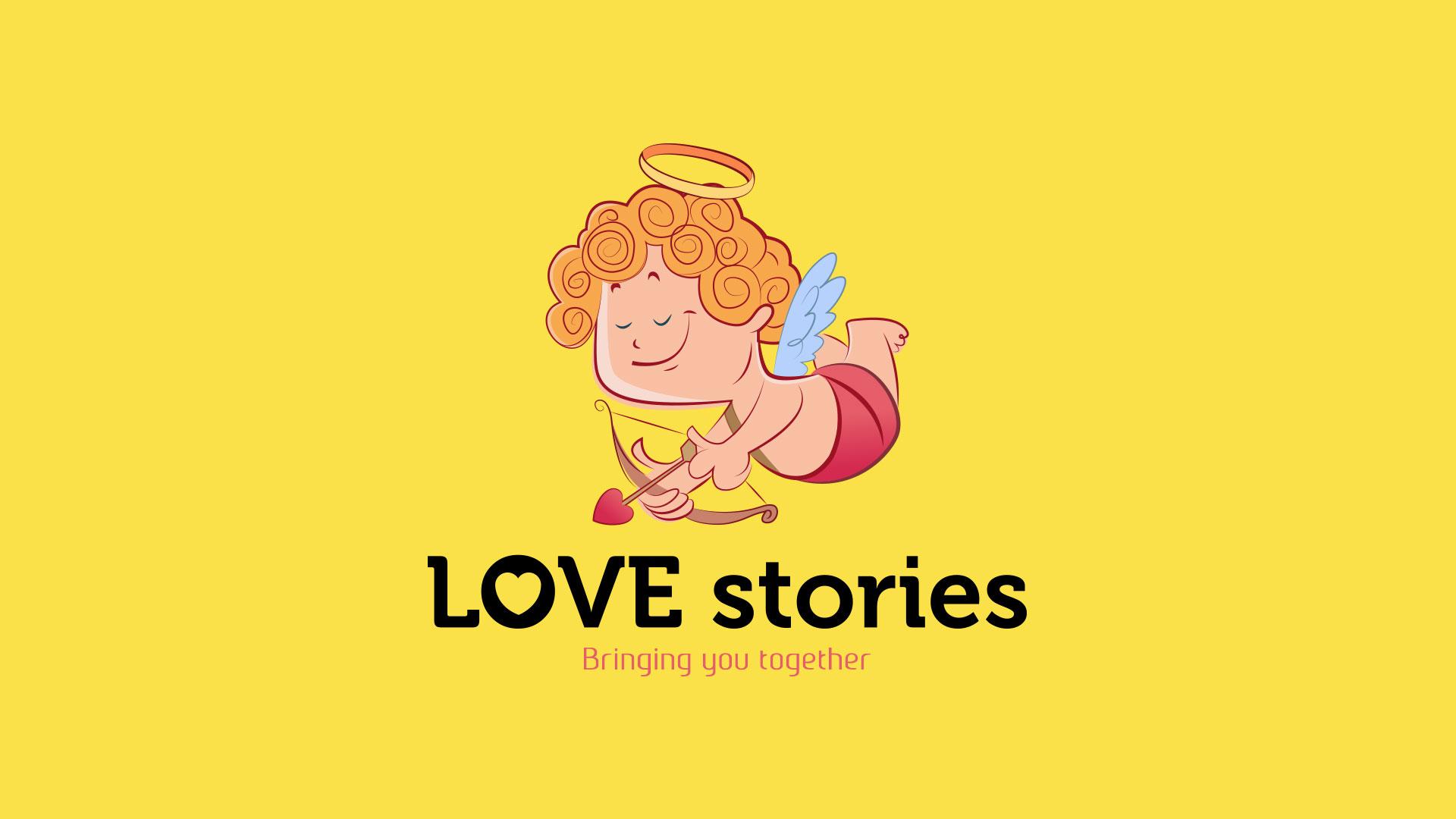 Love Stories Bangalore Logo Design Agency