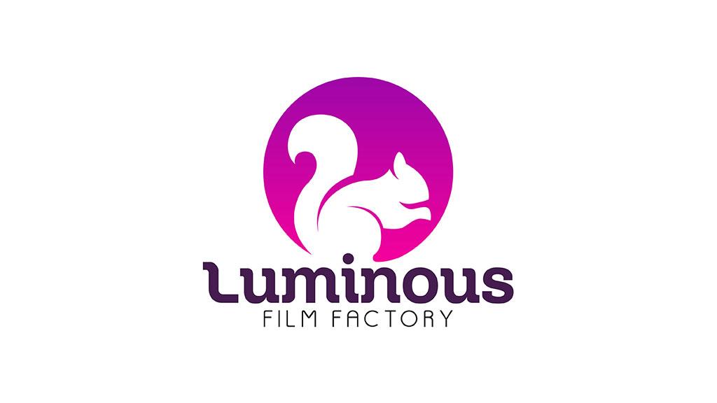 Luminous Film Factory Company Logo India