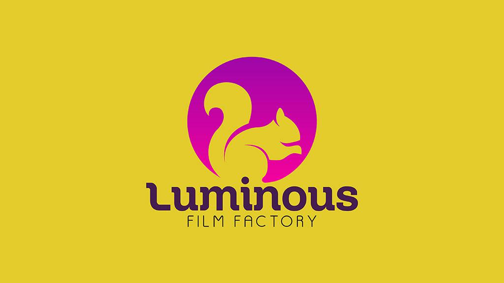 Luminous Film Factory Kerala Logo
