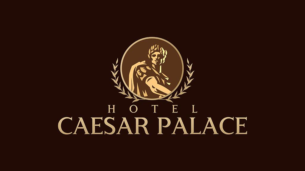 Professional Logo Designed for Hotel Caesar Palace India