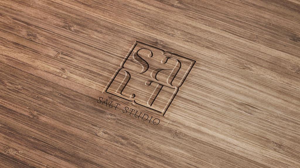 Salt Studio Boutique Logo Design Kochi