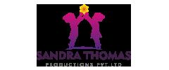 Sandra Thomas Production Company Logo Design