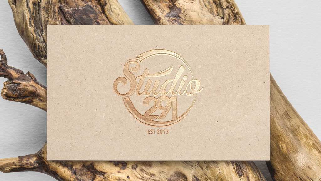 Studio 291 Bangalore Boutique Logo Design