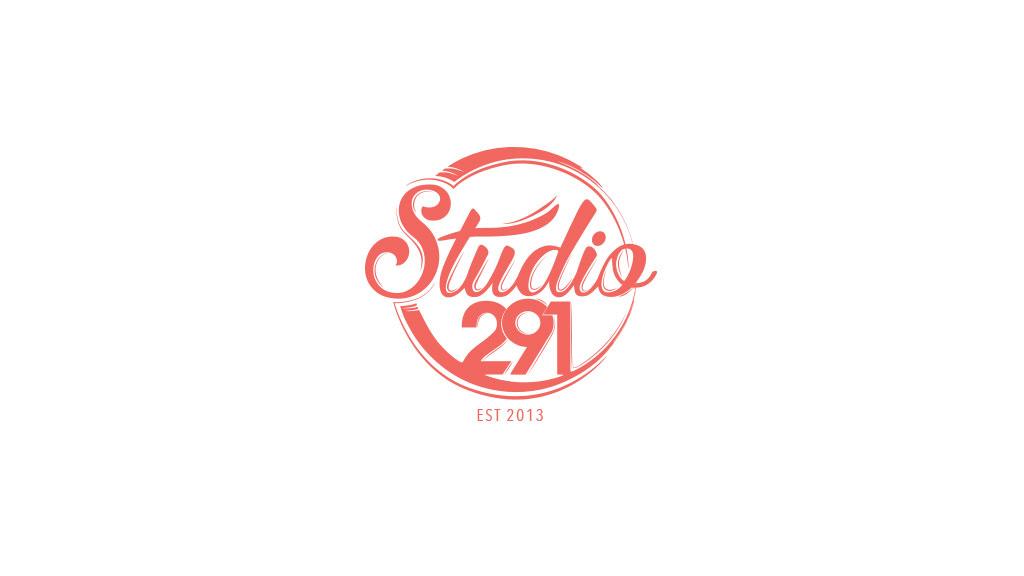 Studio 291 Logo India by ZeroBulb
