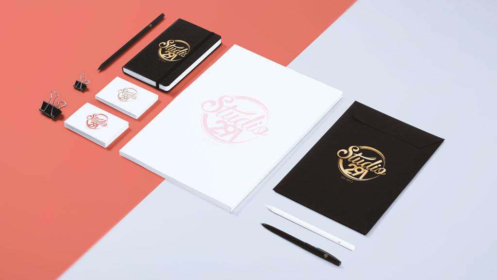 Studio 291 Mumbai Boutique Logo Design