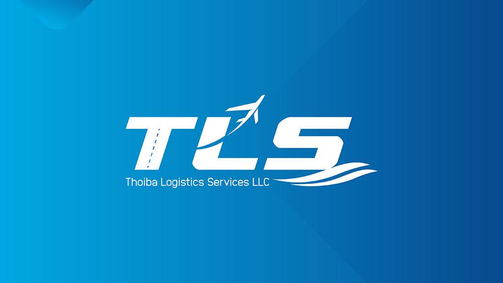 Thoiba Logistics Dubai Branding