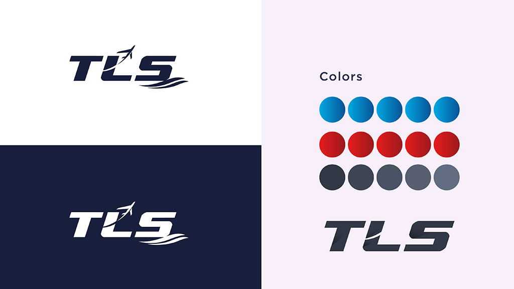 Thoiba Logistics UAE Branding