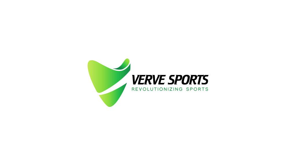 Verve Sports Logo India