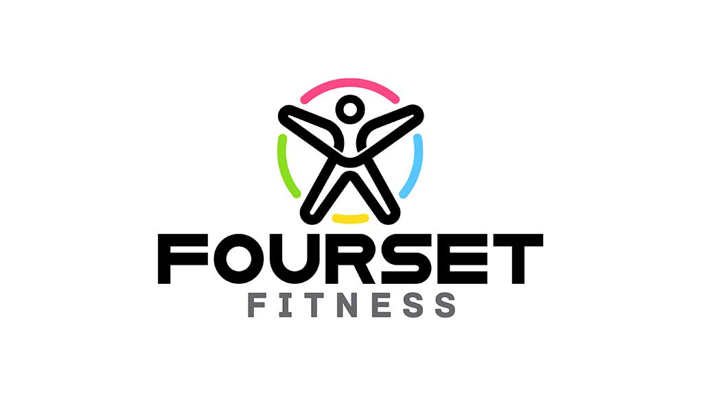 Fourset Fitness Logo UAE