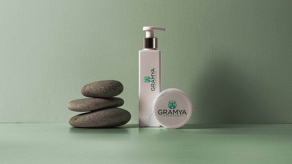 Gramya Ayurveda Kerala Best Branding Design