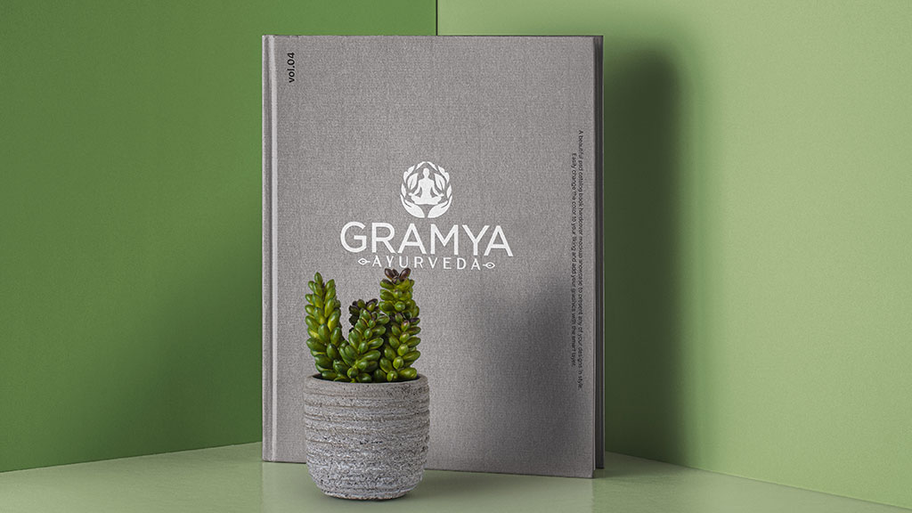 Gramya Ayurveda Kerala India Best Quality Branding Design