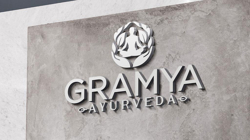 Gramya Ayurveda Kerala Professional Branding Design Company
