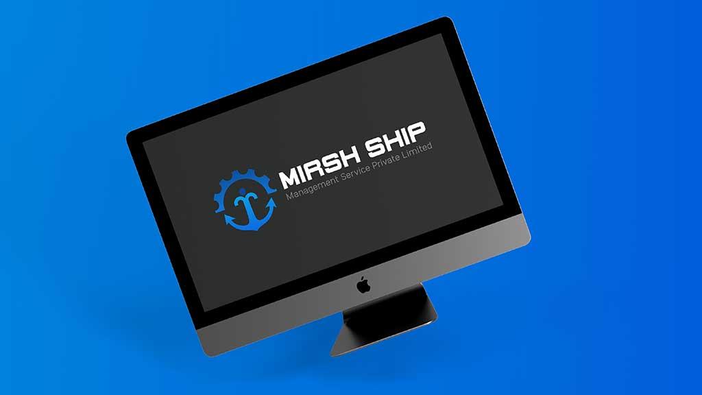 Mirsh Ship Management Services Design Presentation