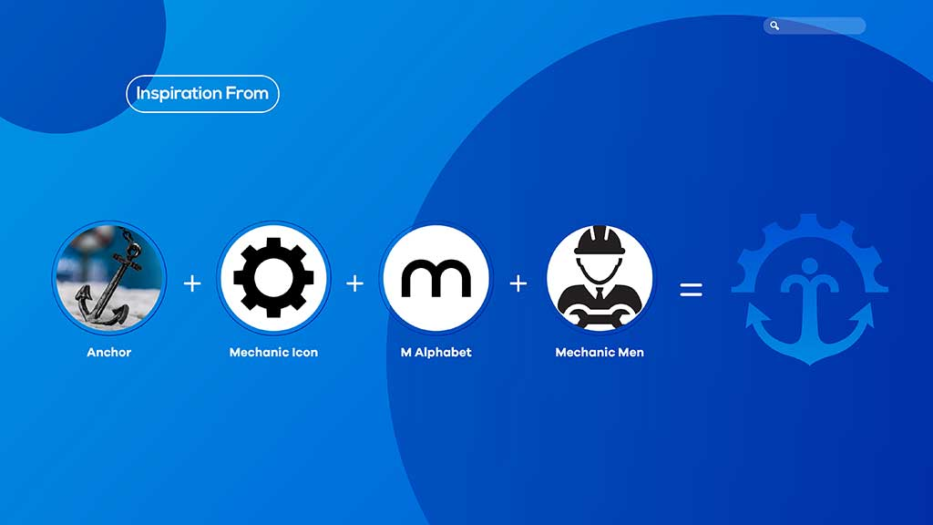 Mirsh Ship Management Services Logo Design Briefing