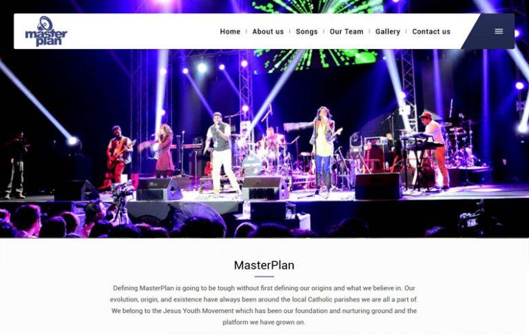 MasterPlan Band